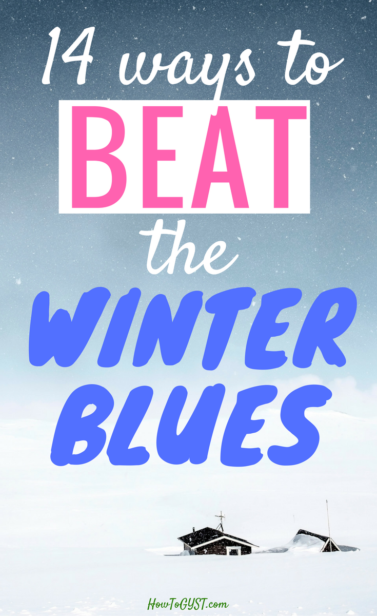 14 easy & effective ways to beat the winter blues | Seasonal affective disorder treatment | Light box therapy | Seasonal depression | Winter depression