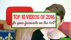 Top 10 videos of 2016