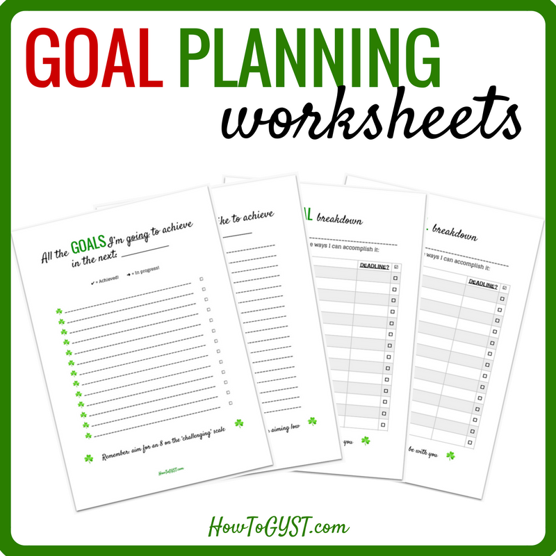15 Free Meal Planning Worksheets - Frugal Fanatic