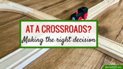 How To Make The Right Decision When You're Unsure