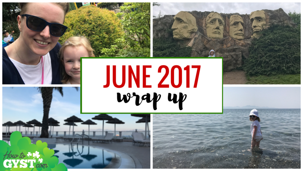 June 2017 wrap-up post from HowToGYST.com