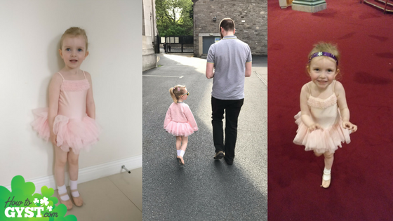 May 2017 Scout's First Ballet Recital National Concert Hall Dublin