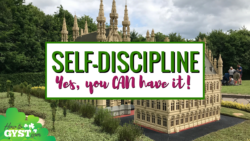 How to be disciplined so you can stay committed to your goals | Self-discipline