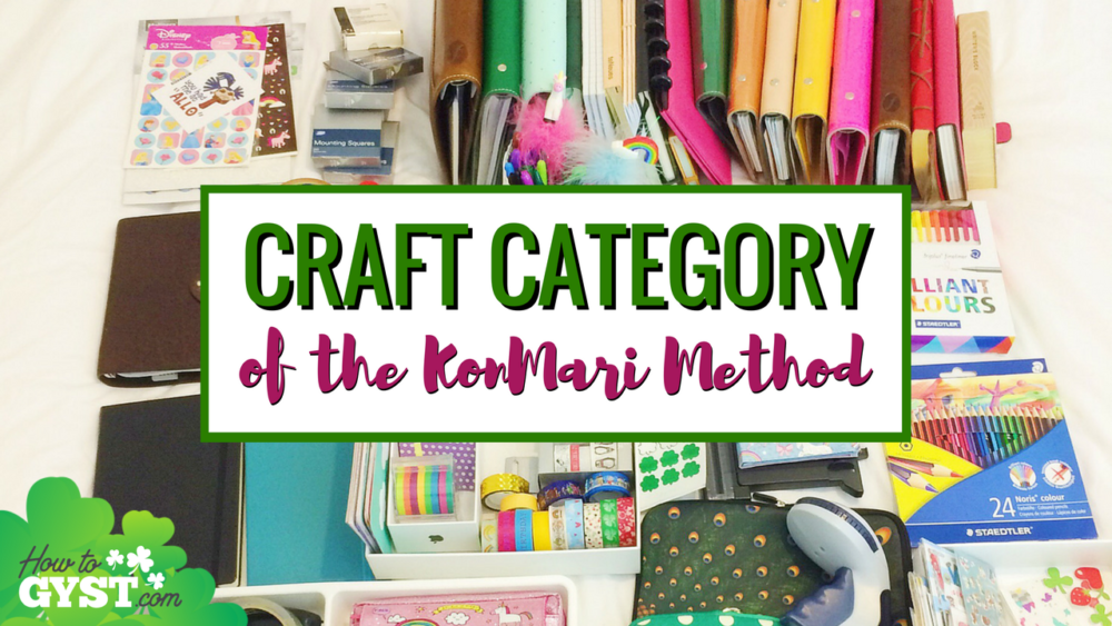 "Why You Shouldn't Dread The ""Hobby"" Category Of The KonMari Method 