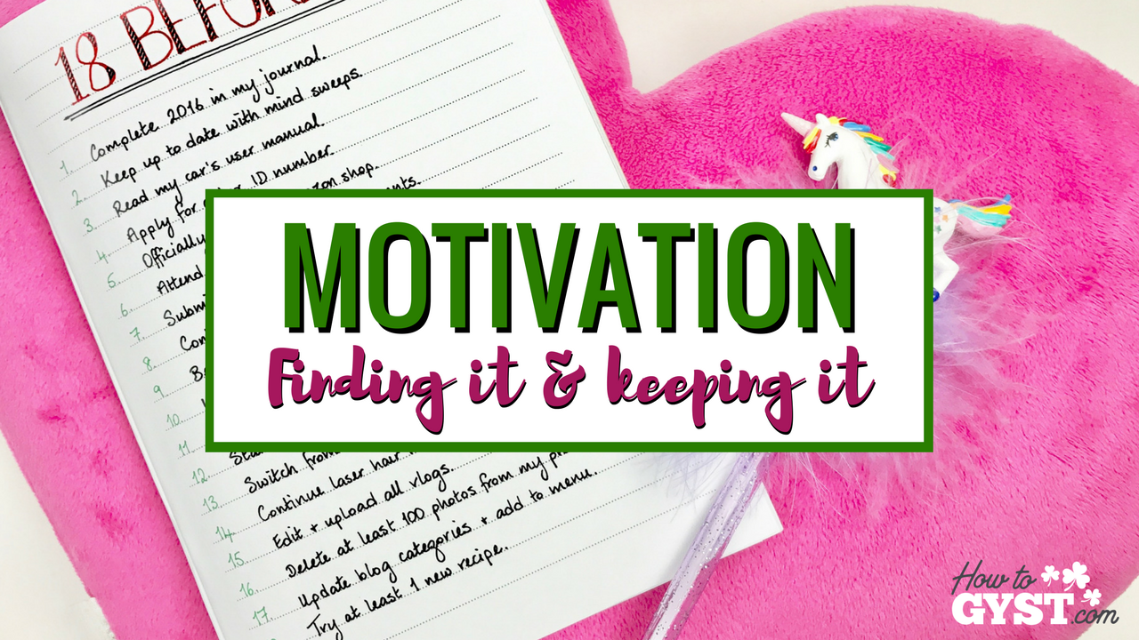 How to motivate yourself to keep moving to the finish line and reach your goals | Finding Motivation | Finding inspiration | Stay motivated | Staying motivated