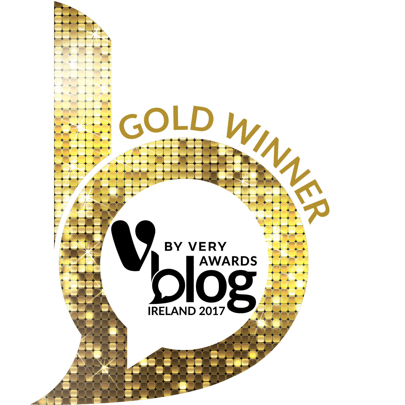 Irish Blog Awards 2017 Gold Winner, Best Vlog | A Thousand Thank Yous