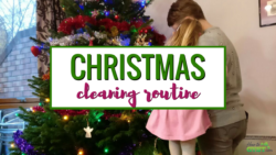 Christmas Cleaning Routine | 10 simple steps to get your home ready for the holidays