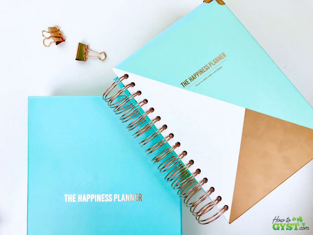 The Ultimate Gift Guide for Stationery Lovers | Looking for gift ideas for the stationery addict in your life? Try a planner | The Happiness Planner, 18 month front cover & box | Stationery addict | Planner addict | Planner nerd | planners