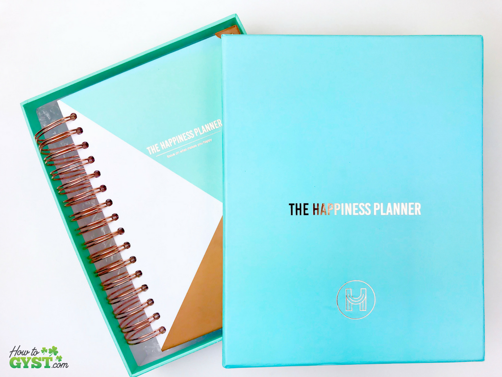 The Ultimate Gift Guide for Stationery Lovers | Looking for gift ideas for the stationery addict in your life? Try a planner | The Happiness Planner, 18 month in box | Stationery addict | Planner addict | Planner nerd | planners