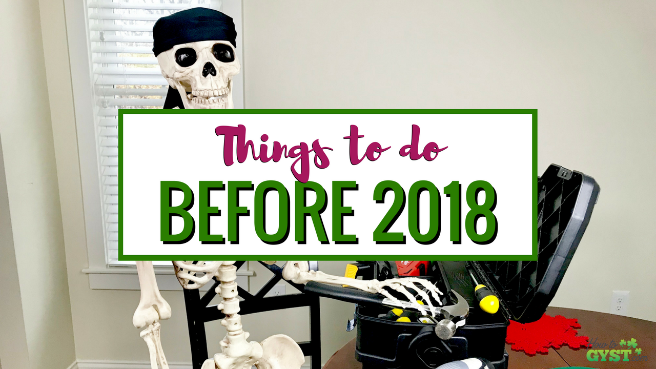Things To Do Before The New Year | 9 Things To Do Before 2018