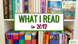 Everything I Read In 2017 | I challenged myself to read 50 books in 2017. Here's what I read, as well as my reviews and recommendations | book challenge | reading challenge | bookworm