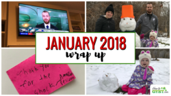 January 2018 wrap up post for HowToGYST.com