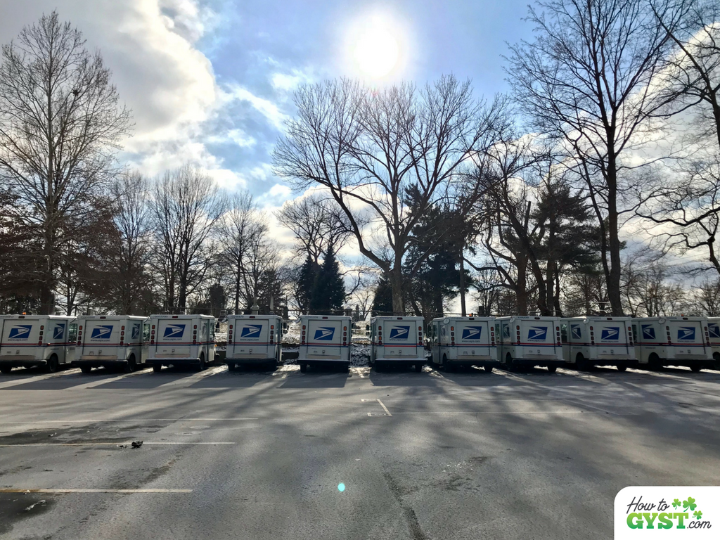 Refresh your daily routine – USPS postal trucks