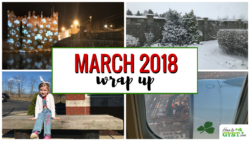 March 2018 wrap up post for HowToGYST.com